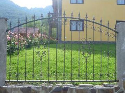 Gard fier forjat 3