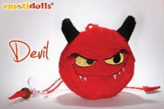 Jucarie de plus Devil