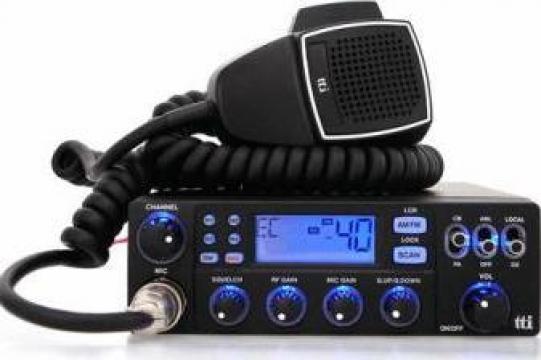 Statie radio TTi TCB-880H putere 25 Watt de la Electro Supermax Srl