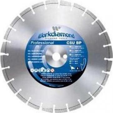Disc diamantat pentru taiat asfalt sau beton de la Doil Servicii Consultanta