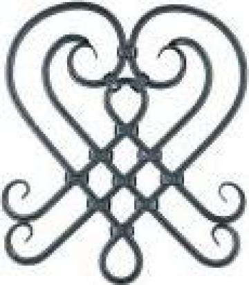 Ornamente fier forjat de la Fieronart Srl