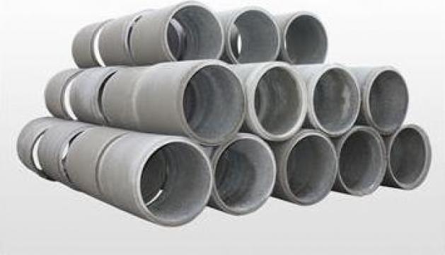 Tub fantana (olan) de la Garduri-beton.eu