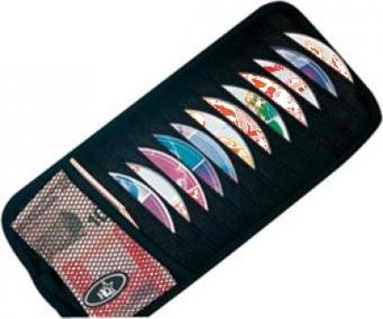 Suport cd-uri parasolar auto de la Alex & Bea Auto Group Srl