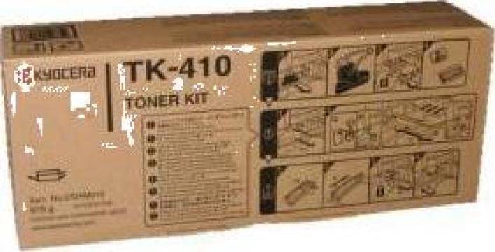 Cartus Copiator Original MITA TK-410 de la Green Toner
