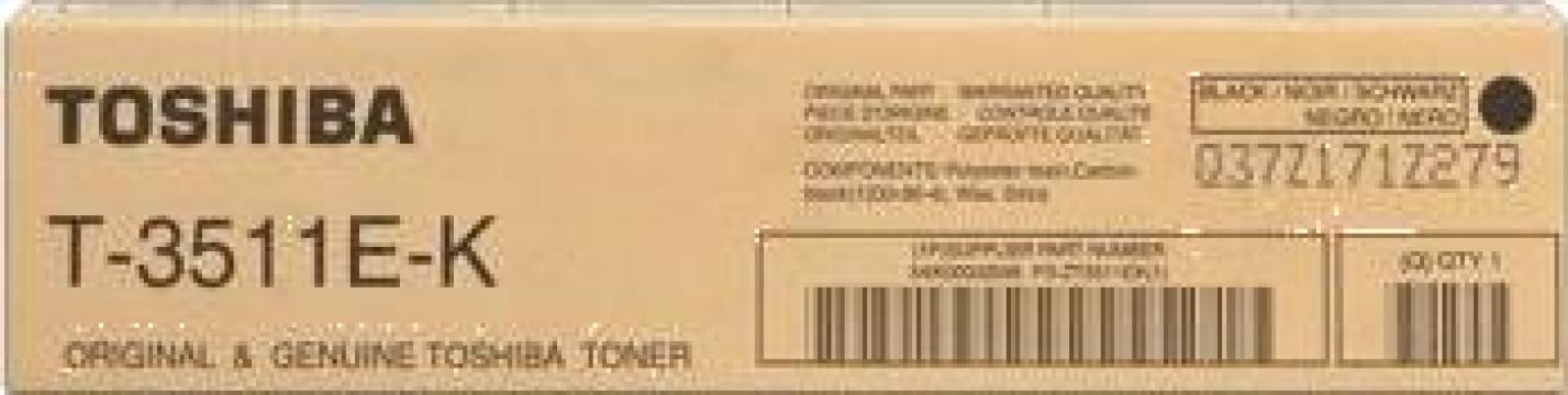 Cartus copiator original Toshiba T-3511EK de la Green Toner