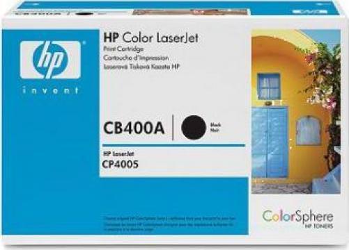 Cartus Imprimanta Laser Original HP CB400A