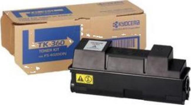 Cartus Imprimanta Laser Original KYOCERA TK-360 de la Green Toner