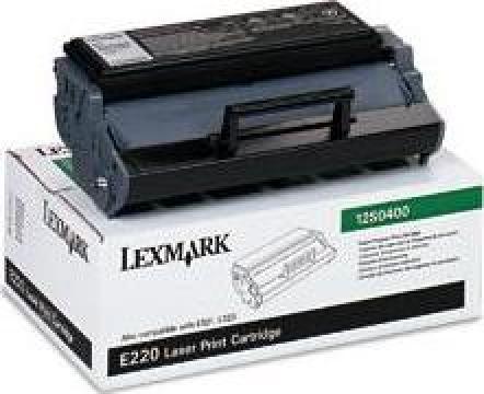 Cartus Imprimanta Laser Original LEXMARK 12S0400