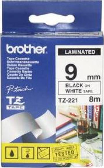 Ribon Imprimanta Matriciala Original BROTHER TZ221 de la Green Toner