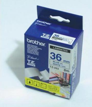 Ribon Imprimanta Matriciala Original BROTHER TZ263 de la Green Toner