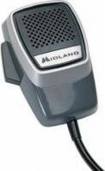 Microfon Midland si Alan cu 6 pini Precision de la Electro Supermax Srl