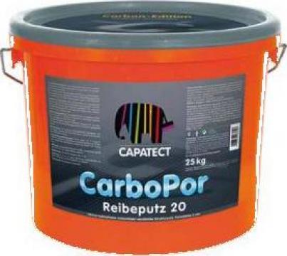 Tencuiala Caparol cu carbon - Carbon Fassadenputz