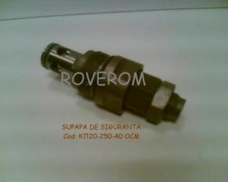 Supapa de siguranta excavatoare (Rusia) de la Roverom Srl