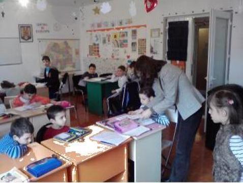 After school, meditatii I - XII, zona Rahova, Sebastian
