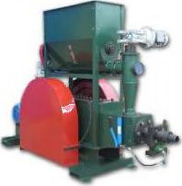 Utilaj brichetare biomasa de la Solutii It Srl