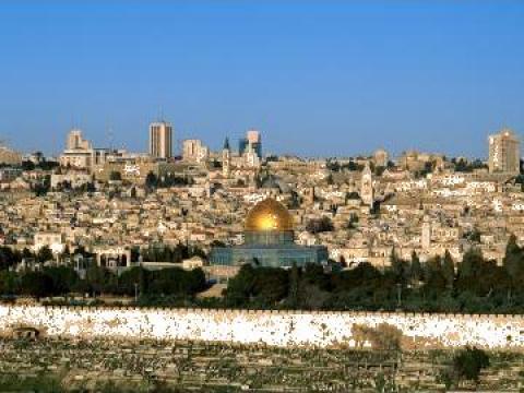 Excursie Israel - Boboteaza de la Simo Voyage Srl