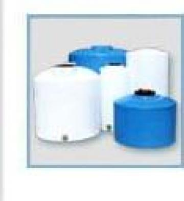 Rezervor apa vertical 10000 litri de la Work Force