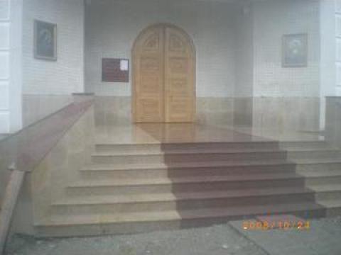 Scari Interioare Si Exterioare Din Granit Si Marmura