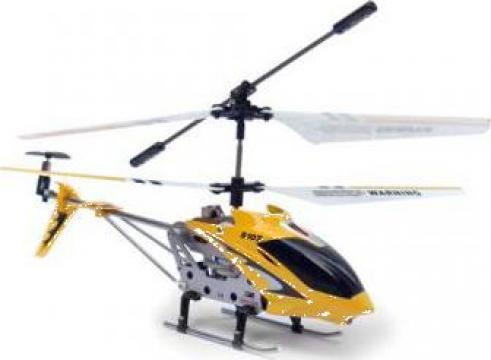 Jucarie Elicopter cu telecomanda Syma S107G de la Piata De Jucarii Srl