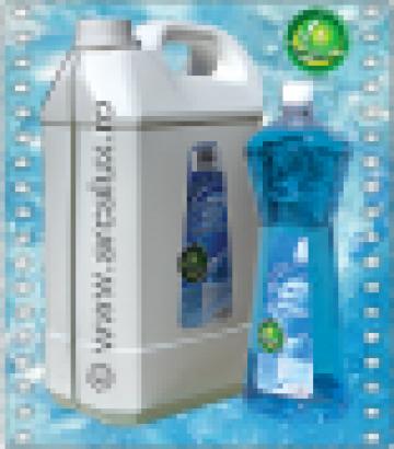 Detergent parbriz pentru iarna, parfumat (-25C) 5L de la Baza Tehnica Alfa Srl