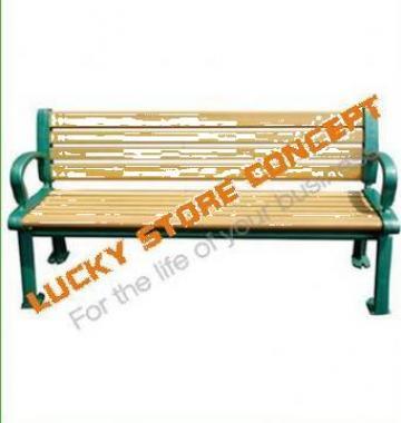 Banci lemn gradina