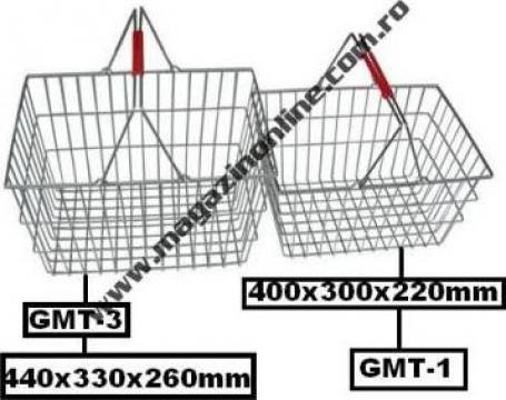 Cosuri supermarket sarma metalice de la Lucky Store Solution SRL