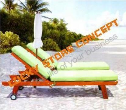 Fotolii pentru plaja de la Lucky Store Solution SRL