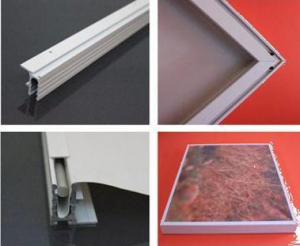 Sistem profil aluminiu Tensor de la Promitalia