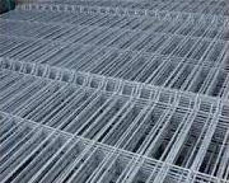 Panou gard zincat bordurat 1.7 m