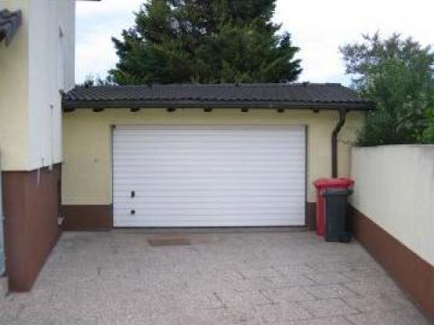 Porti de garaj sectionale de la Rollux Construct