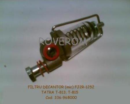 Filtru decantor conbustibil (mic) Tatra T-813; 815