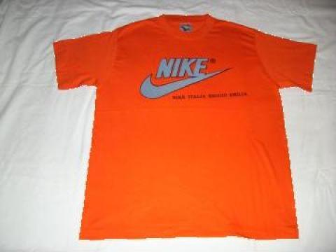 Tricou bumbac 100& imprimat T-shirt de la I. I. Marinescu D. Constantin