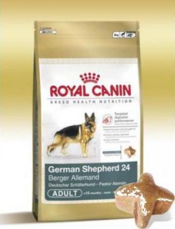 Hrana caini Royal Canin German Shepherd Adult 12 Kg de la Bios Pet Shop