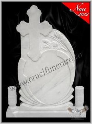 Monument funerar marmura MM 0076 de la Color It Invest