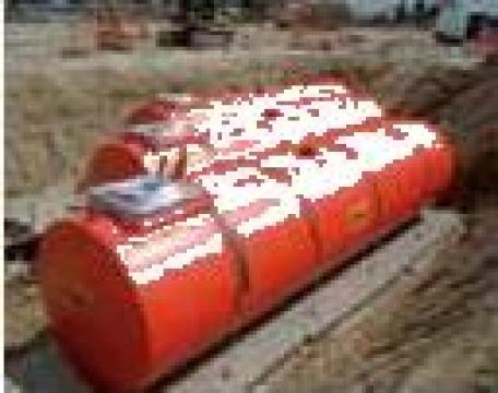 Rezervor subteran motorina 5000 litri de la Simba's Group Srl