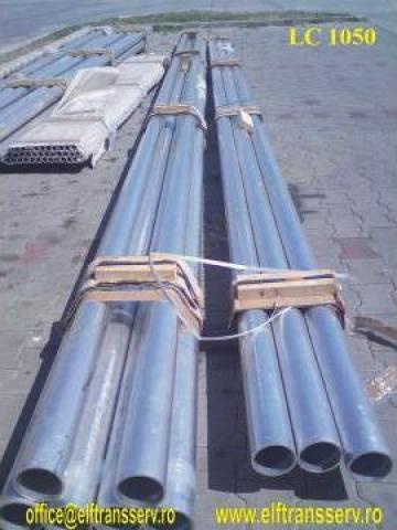 Tub aluminiu 100 / 90 statii electrice ENEL LC 1050 de la S.c. Elf Trans Serv S.r.l. - Www.elftransserv.ro