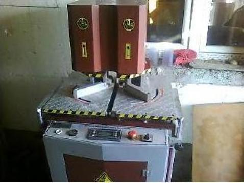 Masina lipit sudat PVC de la Sonibiofruct Srl