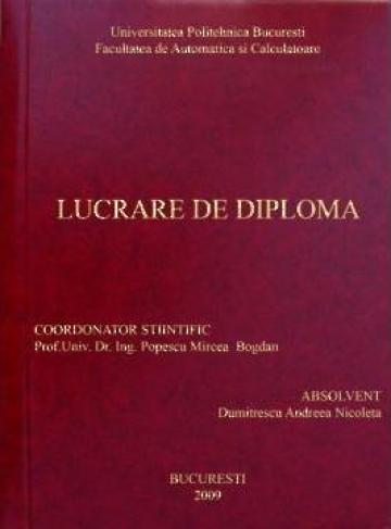 Coperti diploma, licenta, masterat, doctorat de la Activ 4 You