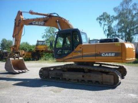 Excavator senile Case CX240 LC de la Daf & G ConstructSrl