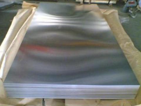 Tabla aluminiu 2.5x1250x2500 mm, Al99.5%, EN-AW 1050 de la MRG Stainless Group Srl