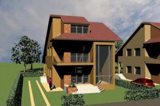 Vila individuala si duplex Slatina