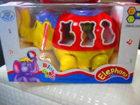 Jucarie Elefant muzical
