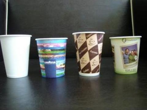 Pahare de hartie Vending cups