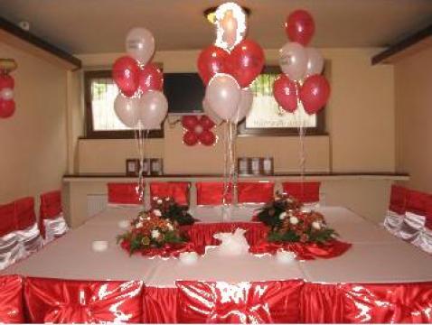 Baloane pentru botez bucuresti sabine decor shop srl d for Four decor international srl
