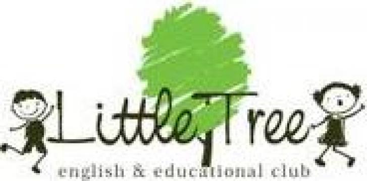 Cursuri pentru copii - limba engleza/germana de la Little Tree