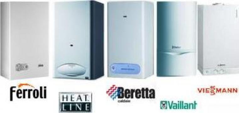 Centrale termice Ferroli, Heat Line, Beretta, Vaillant de la Alpha Group S.r.l.