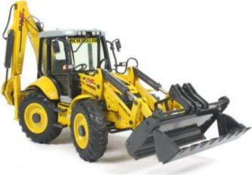 Piese buldoexcavator New Holland / Fiat Hitachi