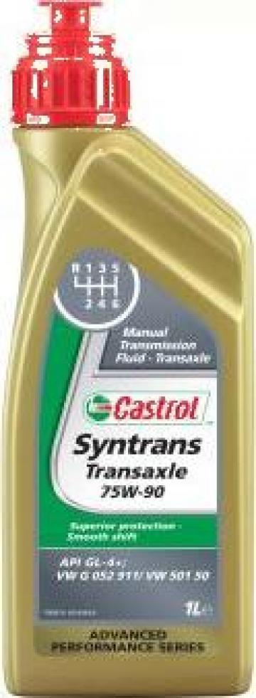 Ulei cutie viteza Castrol 75w90 Syntrans Transaxle 1l de la Alex & Bea Auto Group Srl
