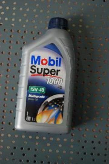 Ulei Mobil Super 1000 15W-40 1L de la Mvv Logan Auto Srl