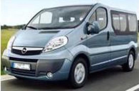 Inchirieri microbuze cu sau fara sofer de la Auto&Stil Rent A Car Romania